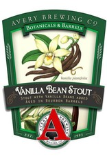 Avery 'Vanilla Bean' Bourbon Barrel-Aged Stout 22oz