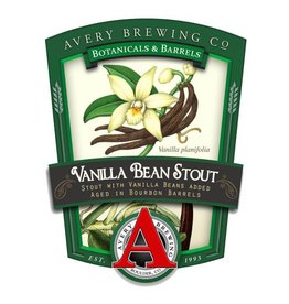 Avery 'Vanilla Bean' Bourbon Barrel-Aged Stout 22oz