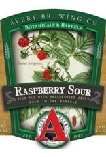 Avery 'Raspberry Sour' Sour Ale Aged in Oak Barrels 22oz
