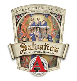 Avery 'Salvation' Belgian Golden 22oz