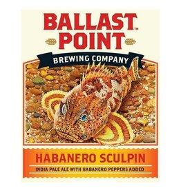 Ballast Point 'Habanero Sculpin' IPA 12oz Sgl