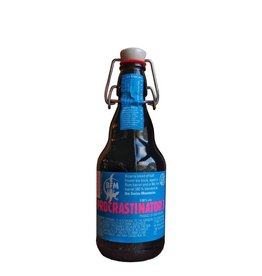 BFM 'Procrastinator Batch #3' Barrel Aged Ale 330ml