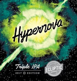 Ecliptic 'Hypernova' Triple IPA 22oz