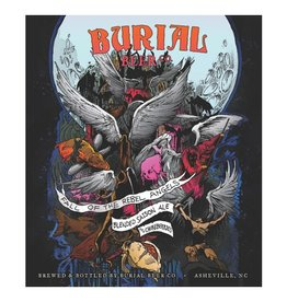 Burial 'Fall of the Rebel Angels' Saison 750mL