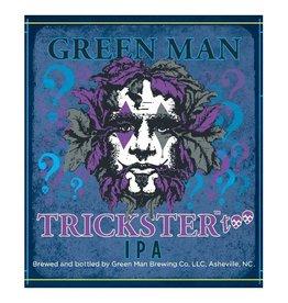 Green Man 'Trickster Too' Dry-Hopped IPA 12oz Sgl