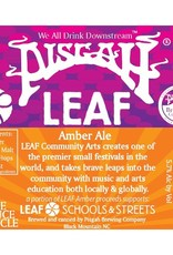 Pisgah 'LEAF' Amber 12oz Sgl (Can)