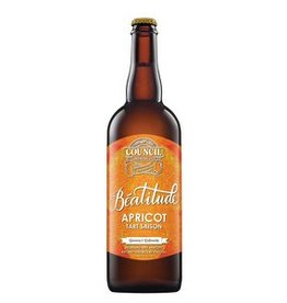 Council 'Beatitude - Apricot' Tart Saison 750ml