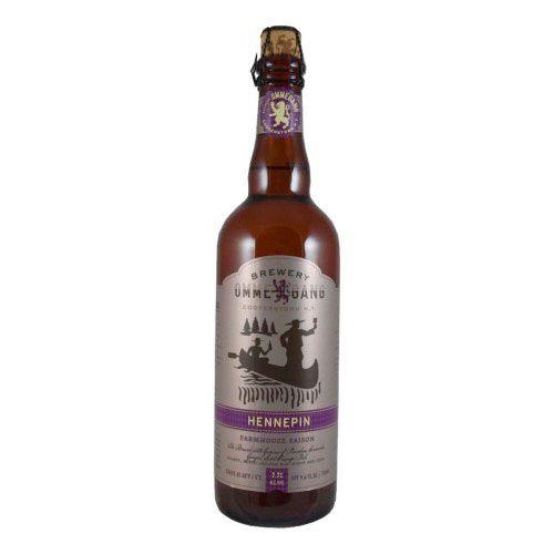 Ommegang 'Hennepin' Saison Ale 750ml