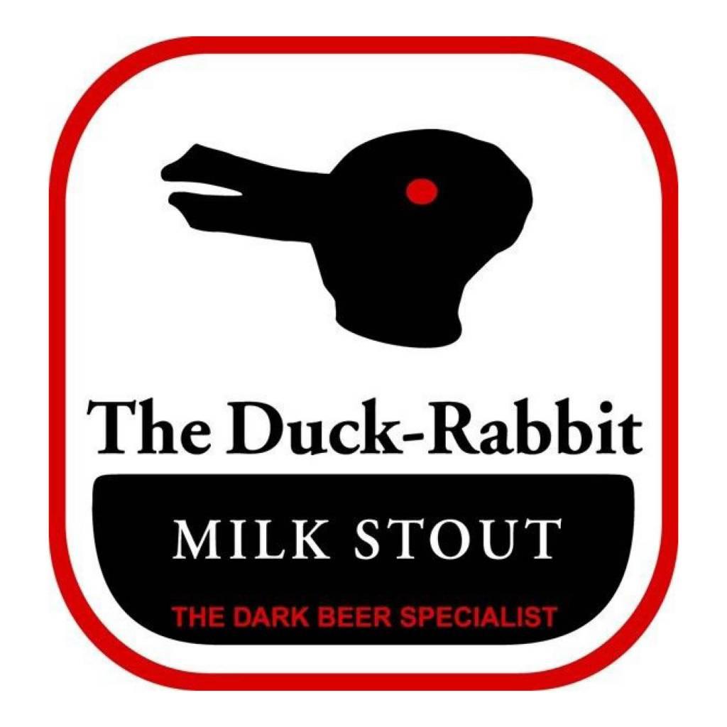 Duck Rabbit 'Milk Stout' Case (12oz - Box of 24)