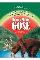 Anderson Valley 'Briney Melon' Gose 12oz Sgl (Can)