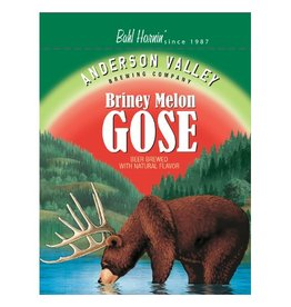 Anderson Valley 'Briney Melon' Gose 12oz Sgl (Can)