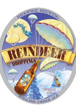 Ridgeway 'Reindeer Droppings' English Amber Ale 500ml