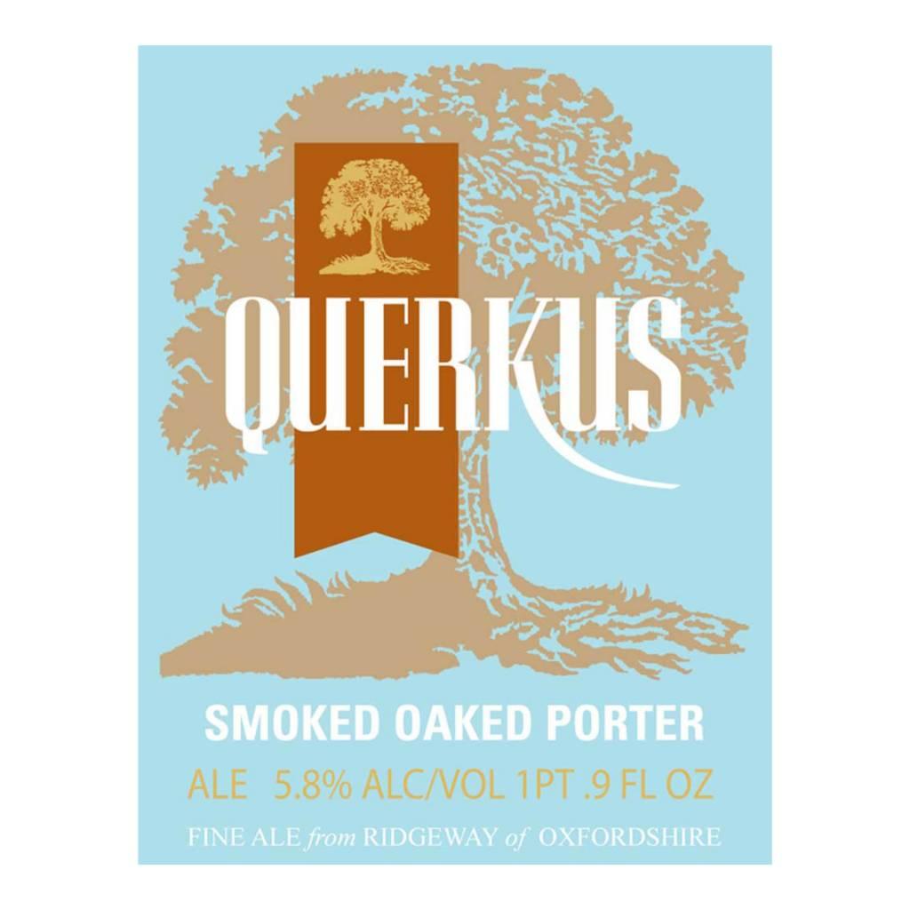 Ridgeway 'Querkus' Smoked Oaked Porter 500ml