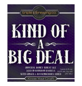 Triple C 'Kind of a Big Deal - Ginger & Boysenberries' 22oz