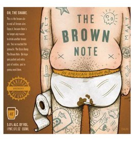 Against the Grain 'The Brown Note' Ale 16oz Sgl (Can)