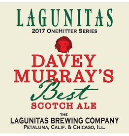 Lagunitas 'Davey Murrays Best' Scotch Ale 12oz Sgl