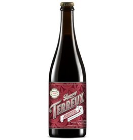 The Bruery 'Quadrupel Tonnellerie' Barrel Fermented Quad w/ Blackberries 750ml
