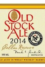 North Coast 'Old Stock Cellar Reserve - 2014  (Wheat Whiskey Barrels)' 500ml