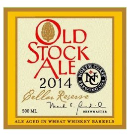 North Coast 'Old Stock Cellar Reserve - 2014  (Wheat Whiskey Barrels)' 500ml