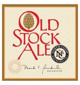 North Coast 'Old Stock Ale - 2016' 12oz Sgl