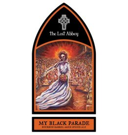 Lost Abbey 'My Black Parade' Barrel Aged Strong Ale 375ml