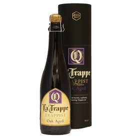 Koningshoeven / La Trappe 'Oak Aged Quad - Batch 25' 375ml