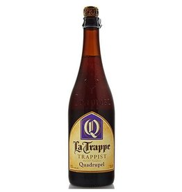 La Trappe 'Quadrupel' Abbey Ale 750ml