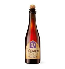 Koningshoeven / La Trappe 'Oak Aged Quad - Batch 12' 375ml