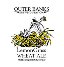 Outer Banks 'Lemongrass Wheat' 16oz Sgl (cans)