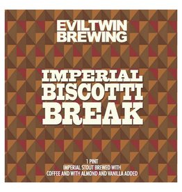 Evil Twin 'Imperial Biscotti Break' 16oz Can