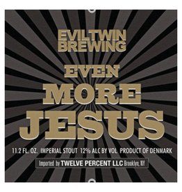 Evil Twin 'Even More Jesus' 16oz (Can)