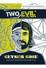 Evil Twin x Two Roads 'Geyser Gose' 16oz Sgl (Can)