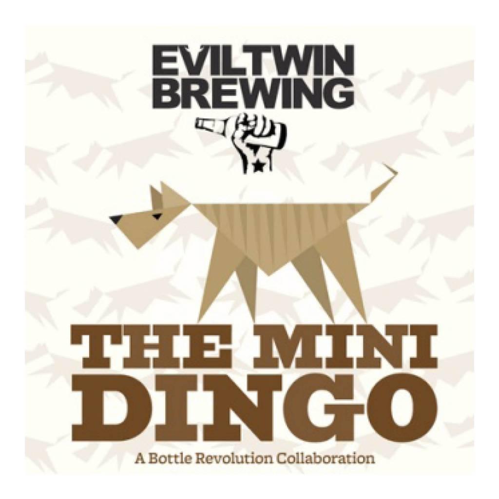 Evil Twin 'The Mini Dingo' 22oz