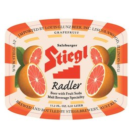 Stieglbrauerei 'Grapefruit Radler' 16oz (Can)