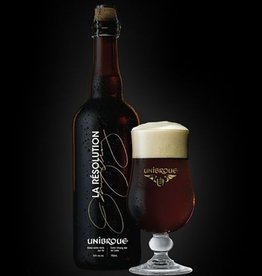 Unibroue 'La Resolution' 750ml