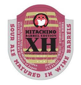 Kiuchi Hitachino Nest Barrel Aged XH' Sour Ale 330ml