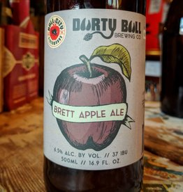 Durty Bull 'Brett Apple' Ale 500ml