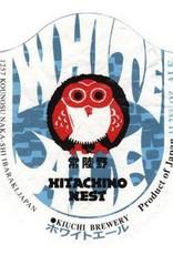 Kiuchi 'Hitachino Nest Belgian White' 11.2oz Sgl