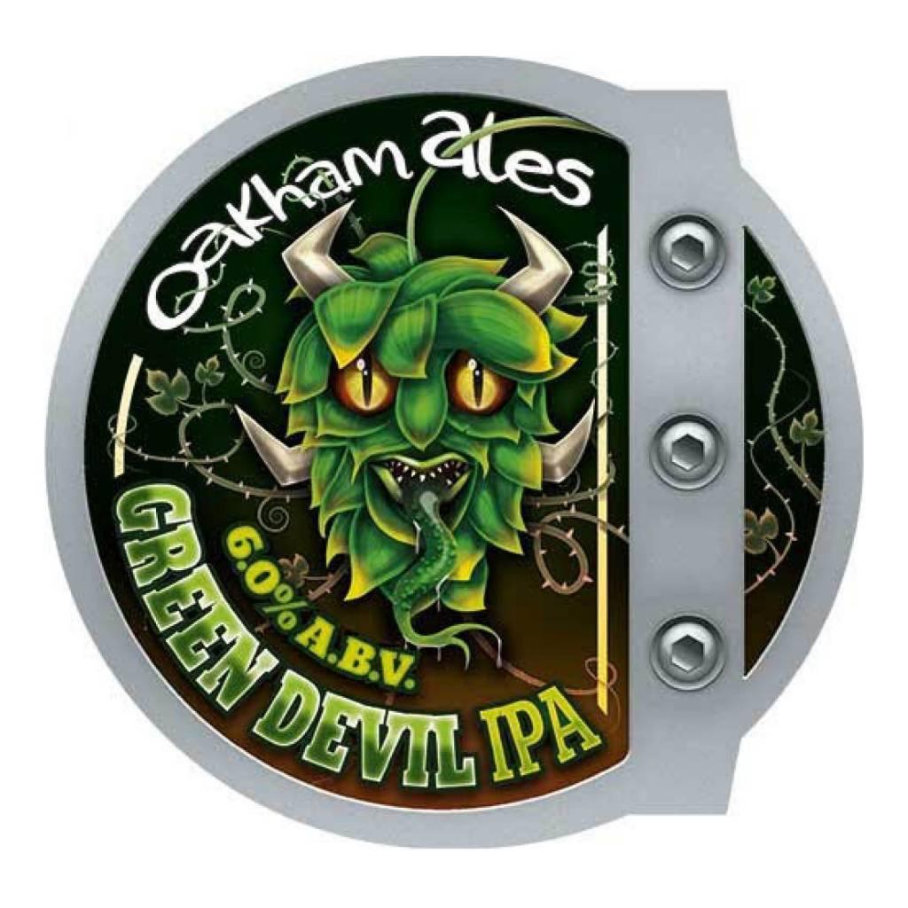 Oakham 'Green Devil' IPA 500ml