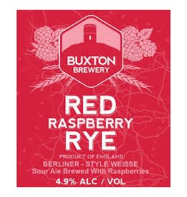 Buxton 'Red Raspbery Rye' Berliner-style Weisse 11.2oz Sgl