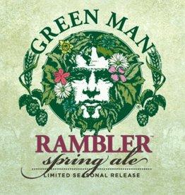 Green Man Brewery 'Rambler' Spring Ale 12oz Sgl