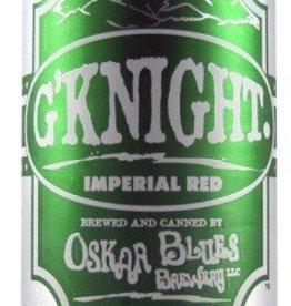 Oskar Blues 'G Knight' 12oz (Can)