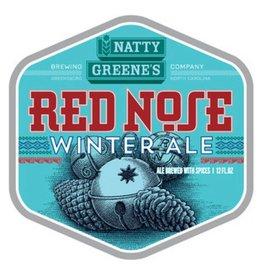 Natty Greene's 'Red Nose' Winter Ale 12oz Sgl
