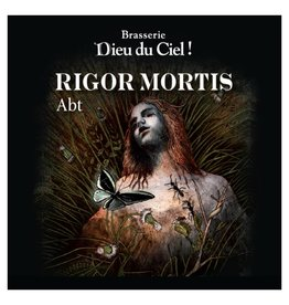 Dieu du Ciel! 'Rigor Mortis Abt 12' Belgian Abbey Ale 12oz