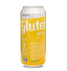 Brasseurs Sans Gluten 'Glutenberg Blonde' Ale 16oz Sgl (Can)