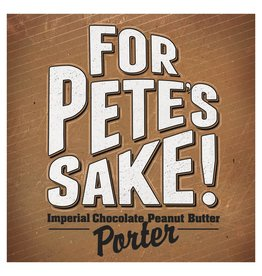 DuClaw 'For Petes Sake' Imperial Chocolate Peanut Butter Porter 12oz Sgl