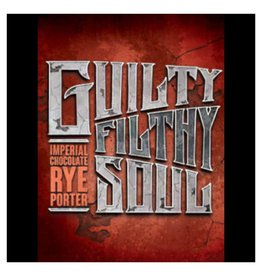 DuClaw 'Guilty Filthy Soul' Imperial Chocolate Rye Porter 12oz Sgl