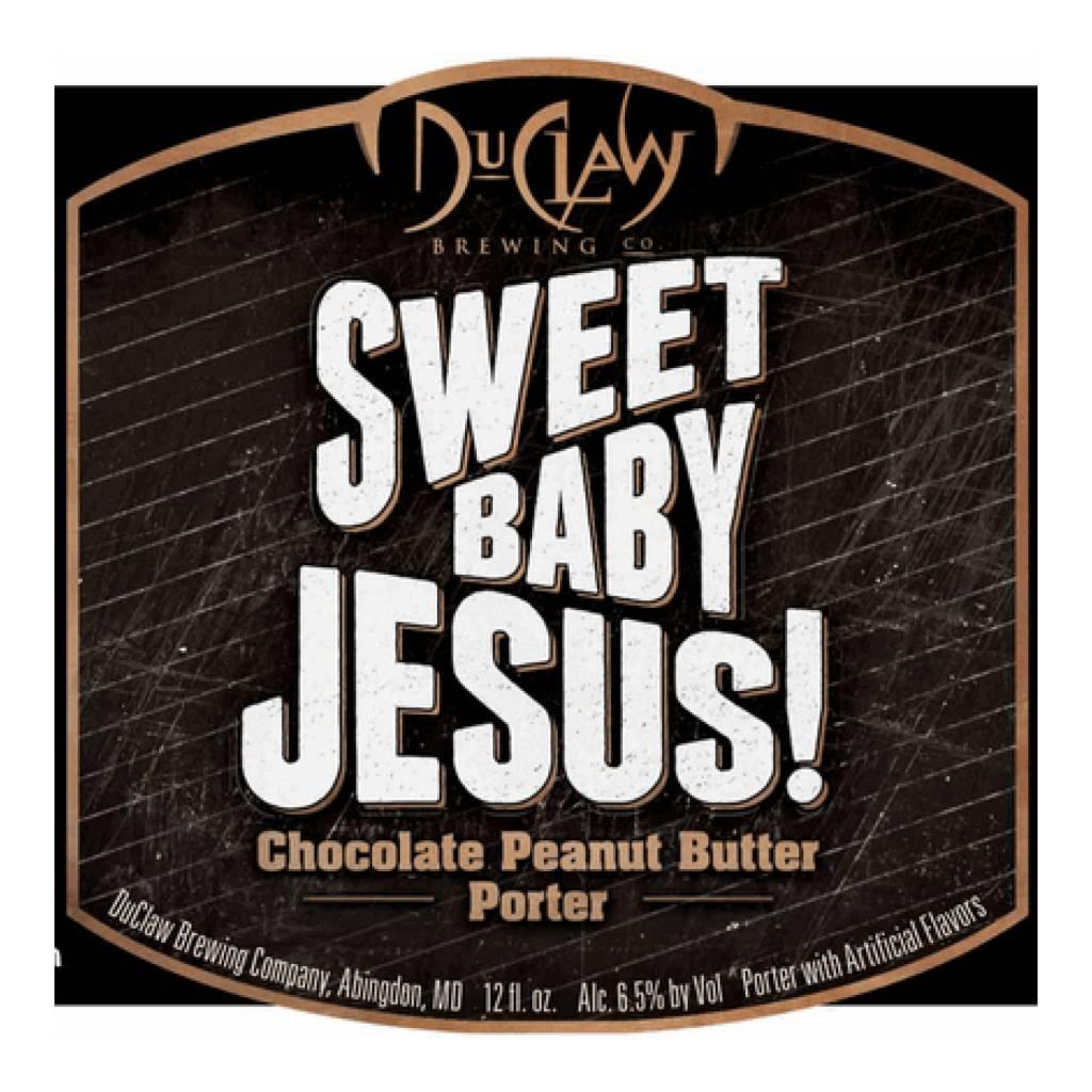 DuClaw 'Sweet Baby Jesus' 12oz Sgl
