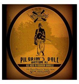 New Holland 'Pilgrim's Dole' Wheatwine Ale aged in Bourbon Barrels 12oz Sgl