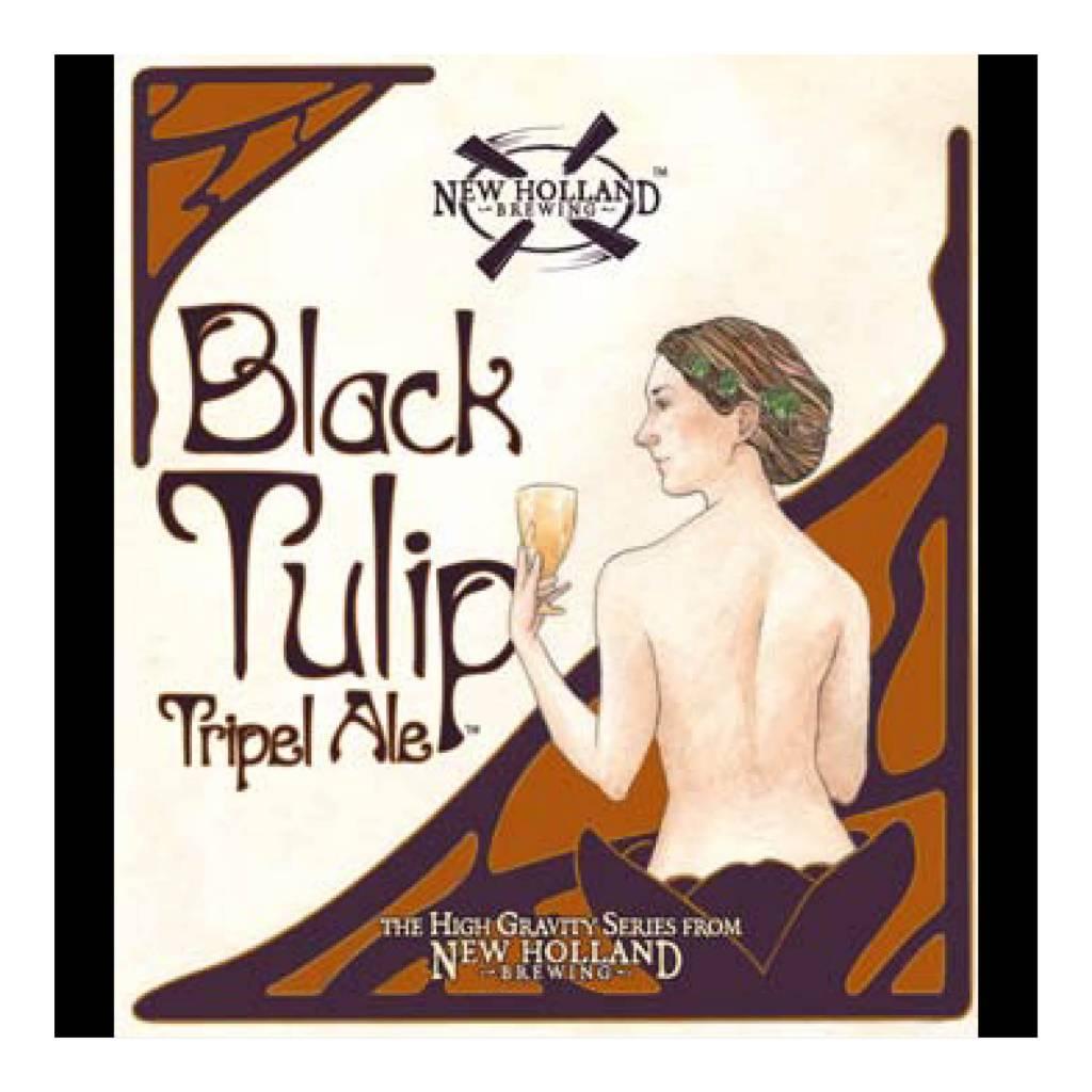New Holland 'Black Tulip' Tripel 12oz Sgl